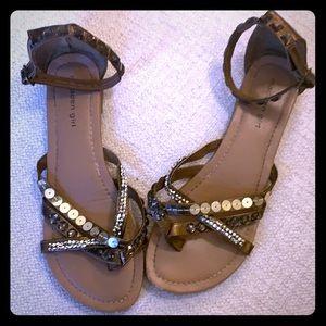Madden Girl Gladiator Sandals